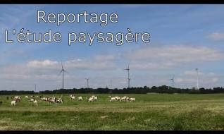 Embedded thumbnail for Reportage - L'étude paysagère