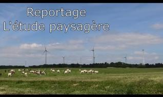 Embedded thumbnail for Reportage - L'étude paysagère