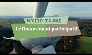 Embedded thumbnail for Le financement participatif de Chamole